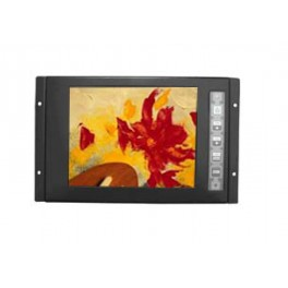 MONITOR RTC 8.4'' TOUCH SCREEN WITH VIDEO I/O