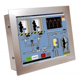 15'' TOUCH PANEL PC